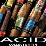 Acid Collector's Tin Cigar Sampler