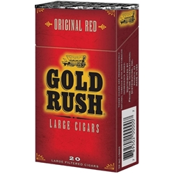 Gold Rush Filtered Cigars