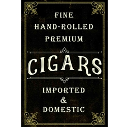 HAND-ROLLED PREMIUM CIGARS