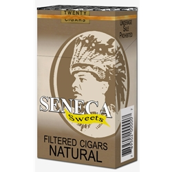 Seneca  Filtered Cigars