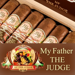 My Father The Judge Cigars