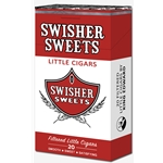Swisher Sweets Filtered Little Cigars Regular