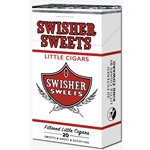 Swisher Sweets Filtered Little Cigars Smooth