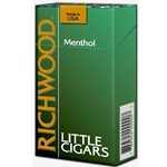 Richwood Menthol Filtered Cigars