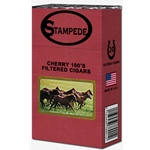 Stampede Cherry Filtered Cigars