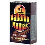 Bahama Mamas Full Flavor Filtered Cigars