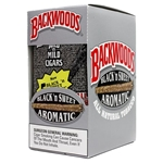 Backwoods Black 'N Sweet Aromatic Cigars