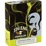 Zig-Zag Cigarillos White Grape