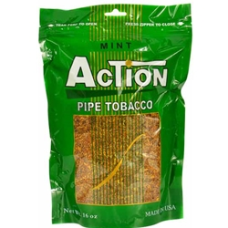 Action Menthol Pipe Tobacco