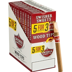 Swisher Sweets Wood Tips