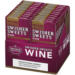 Swisher Sweets Wine Cigarillos