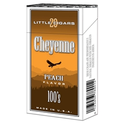 Cheyenne Peach Filtered Cigars
