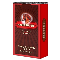 Chisum Full Flavor Filtered Cigars