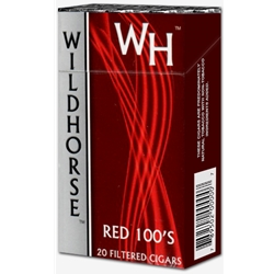 Wildhorse Full Flavor Filtered Cigars