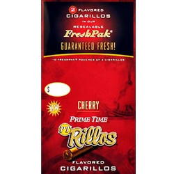 Prime Time Cigarillos Cherry