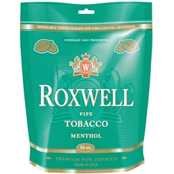 Roxwell Menthol Pipe Tobacco