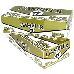 Gambler Light Filtered Tubes