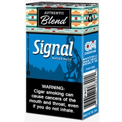 Signal Smooth Filtered Cigars