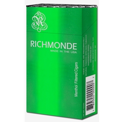 Richmonde Menthol Filtered Cigars