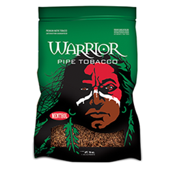 Warrior Menthol Pipe Tobacco