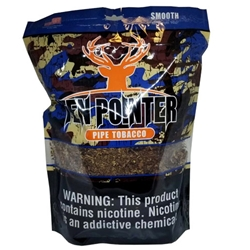 Ten Pointer Smooth Pipe Tobacco