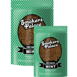 Smokers Palace Menthol Pipe Tobacco