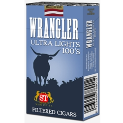 Wrangler Ultra Light Filtered Cigars