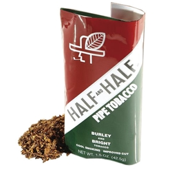Half and Half Pipe Tobacco Pouches