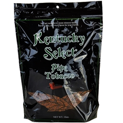 Kentucky Select Green (Menthol) Pipe Tobacco