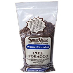 Super Value Whiskey Pipe Tobacco