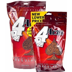 4 Aces Regular Pipe Tobacco