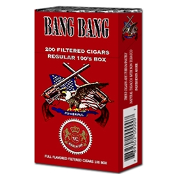 Bang Bang Full Flavored Filtered Cigars