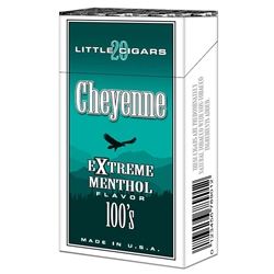 Cheyenne Extreme Menthol Filtered Cigars